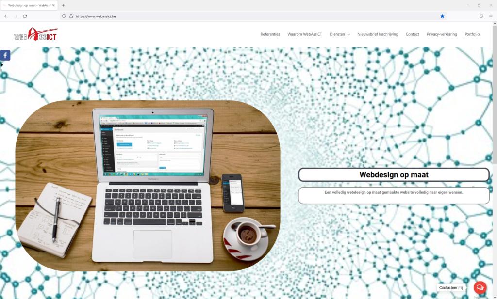 Webdesign op maat - WebAssICT